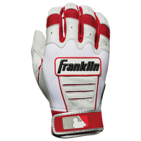 Franklin CFX Pro Batting Gloves - Men's - Red / White