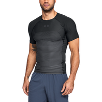 Under Armour Threadborne Vanish S/S Compression Top - Men's - Black