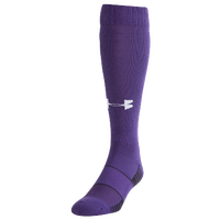 Under Armour Team Over The Calf Socks - Purple / Black