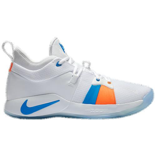f0e7015db0b ... low cost nike pg 2 mens basketball shoes paul george white ice 64a46  f7b67