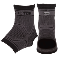 Shock Doctor Ankle Sleeve - Black / Grey