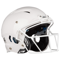 Schutt Team Z10 Helmet - Men's - All White / White