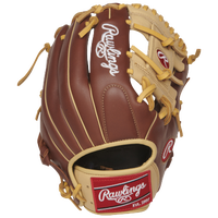 Rawlings Gamer EBG204-2DBC-3/0 Fielder's Glove - Brown / Tan