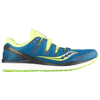 Saucony Freedom ISO 2 - Men's - Blue / Light Green