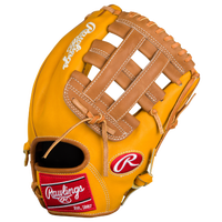 Rawlings Heart of the Hide Fielder's Glove - Men's - Gold / Brown
