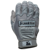 Franklin CFX Pro Chrome Batting Gloves - Men's - Grey