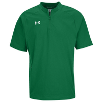 Under Armour Cage Jacket SS - Men's - Green