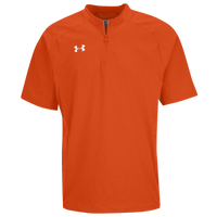Under Armour Cage Jacket SS - Men's - Orange