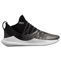 Under Armour Curry 5 - Men's -  Stephen Curry - Black / Silver