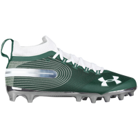 Under Armour Spotlight MC - Men's - Dark Green / White