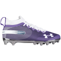 Under Armour Spotlight MC - Men's - Purple / White