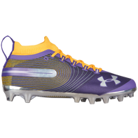 Under Armour Spotlight MC - Men's - Purple / Gold
