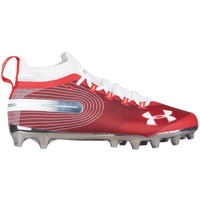 Under Armour Spotlight MC - Men's - Red / White