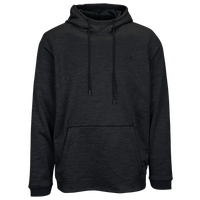Under Armour Armour Fleece Pullover Hoodie - Men's - All Black / Black