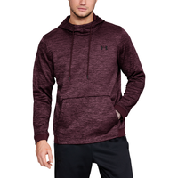 Under Armour Armour Fleece Pullover Hoodie - Men's - Maroon