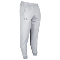 Under Armour Armour Fleece Jogger Pants - Men's - Grey / Black