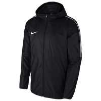 Nike Team Dry Park Jacket - Men's - Black / White
