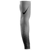 Nike Pro Baseball Flood Sleeve - Men's - Grey / Black