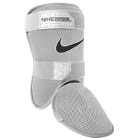 Nike BPG 40 Batter's Leg Guard 2.0 - Men's - White / Black
