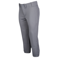 RIP-IT Classic Softball Pants - Girls' Grade School - Grey / Grey