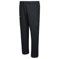 adidas Team Fleece Pants - Men's - Black / White