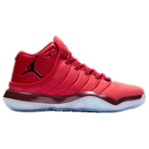 Jordan Super.Fly 2017 - Men's Basketball - Red/Black/White 21203601