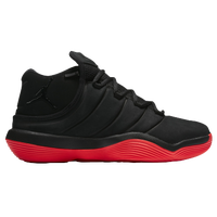 Jordan Super.Fly 2017 - Boys' Grade School - Black / Red