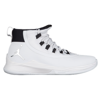 Jordan Ultra.Fly 2 - Men's - White / Silver