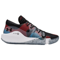 Under Armour Spawn Low - Men's - Black / Multicolor