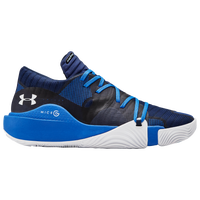 Under Armour Spawn Low - Men's - Navy / Blue