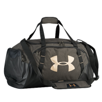 Under Armour Undeniable Small Duffel 3.0 - Black / Black