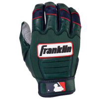 Franklin CFX Pro Batting Gloves - Men's -  Dustin Pedroia - Dark Green / Navy