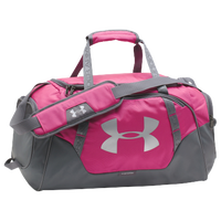 Under Armour Undeniable Small Duffel 3.0 - Pink / Grey