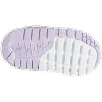 nike shoes for girls purple. nike air max zero - girls\u0027 toddler purple / white shoes for girls e