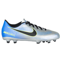 Nike Mercurial Vortex VI FG - Boys' Grade School - Blue / Black