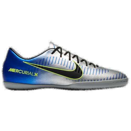 Nike Mercurial Victory VI IC - Men's Racer Blue/Black/Chrome/Volt 21516407