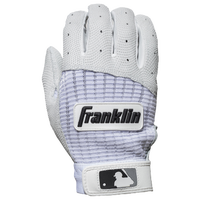 Franklin Pro Classic Batting Gloves - Men's - Off-White / White