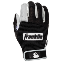 Franklin Pro Classic Batting Gloves - Men's - Black / White