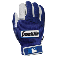 Franklin Pro Classic Batting Gloves - Men's - Blue / White