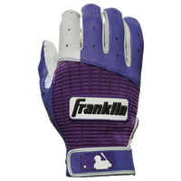 Franklin Pro Classic Batting Gloves - Men's - Purple / White