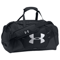 Under Armour Undeniable Large Duffel 3.0 - Black / Silver