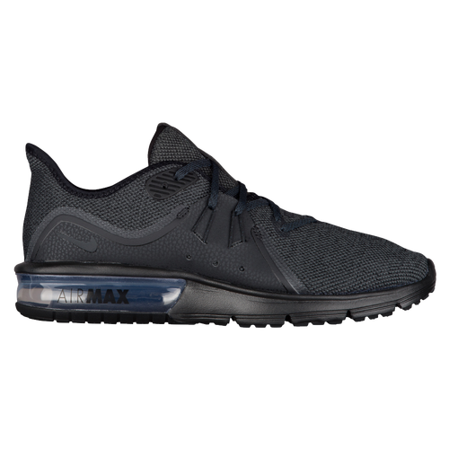 pretty nice 23037 15bde ... spain nike air max sequent 3 mens running shoes black anthracite 7cf6b  5e083