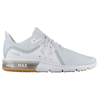 Nike Air Max Sequent 3 - Men's - White / Grey