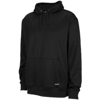 Eastbay Team Performance Fleece Hoodie 2.0 - Men's - All Black / Black
