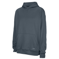Eastbay Team Performance Fleece Hoodie 2.0 - Boys' Grade School - Grey / Grey