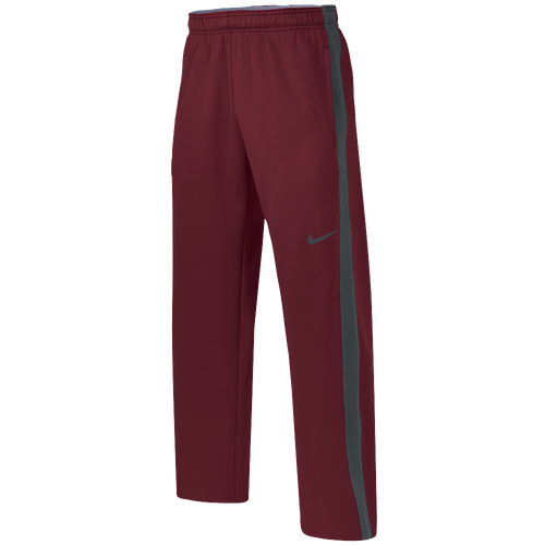 Nike Team KO Pants - Men's - Casual - Clothing - Cardinal/Anthracite/ Anthracite
