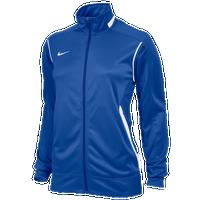 796d2ac01287 Nike Team Enforcer Warm-Up Jacket - Women s - Blue   White
