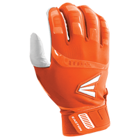 Easton Walk-Off Batting Gloves - Men's - Orange / White