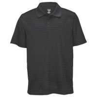 Eastbay EVAPOR Team Performance Polo 2.0 - Men's - Grey / Grey