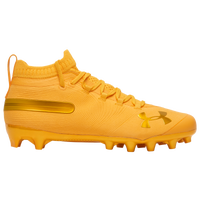 Under Armour Spotlight MC Suede - Men's - Gold